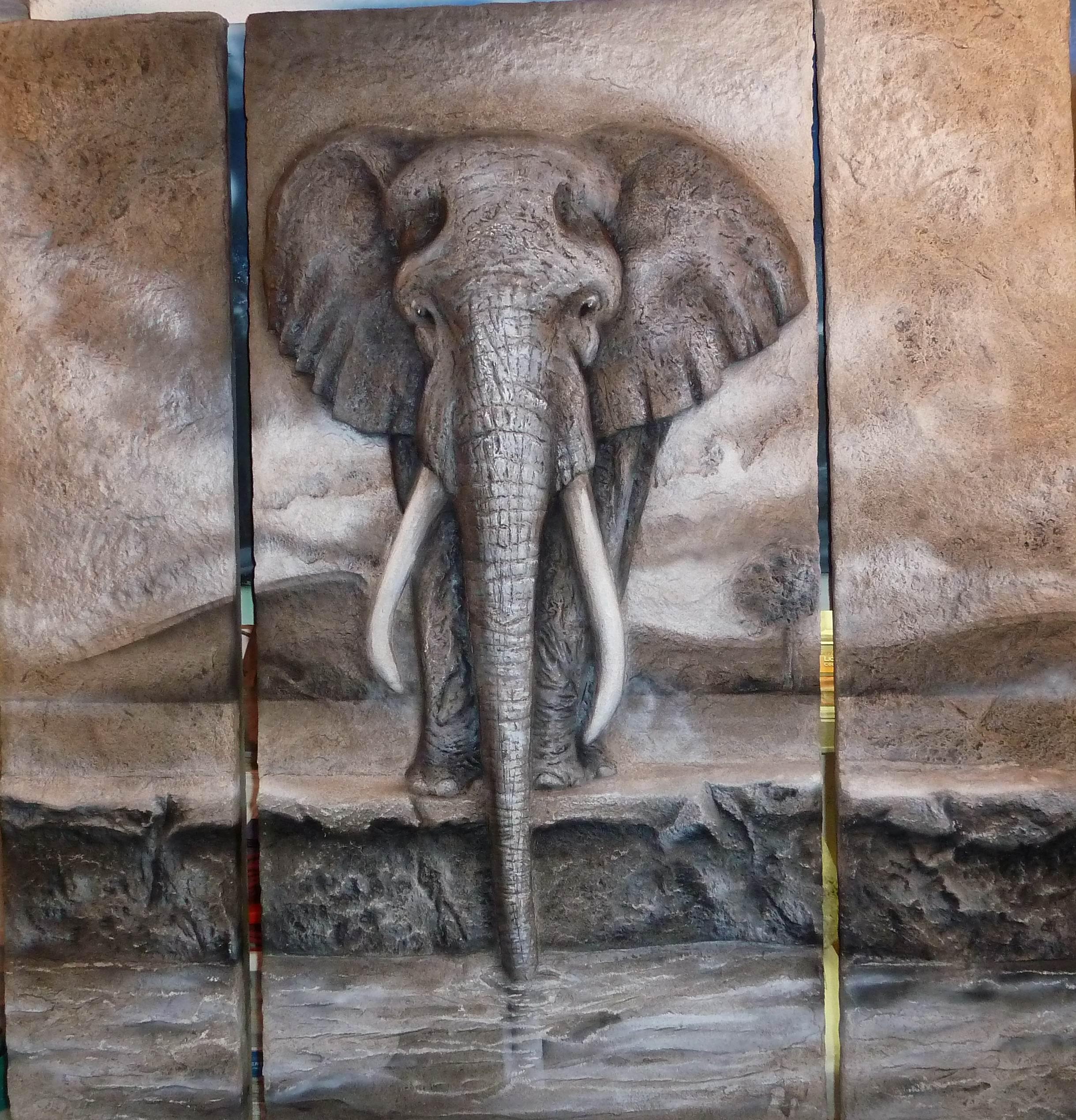 cadre elephant - Cadre Elephant